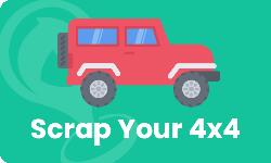 Scrap A 4x4 Button - Scrap Local - Colne